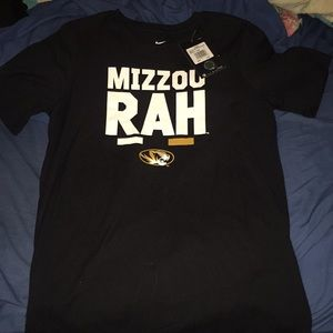 Nike Mizzou shirt boys